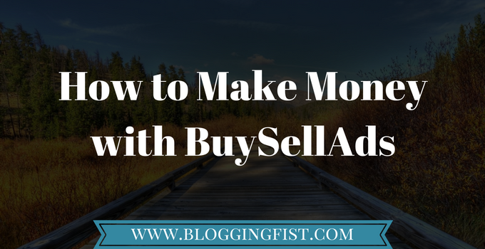 how-to-make-money-with-buysellads
