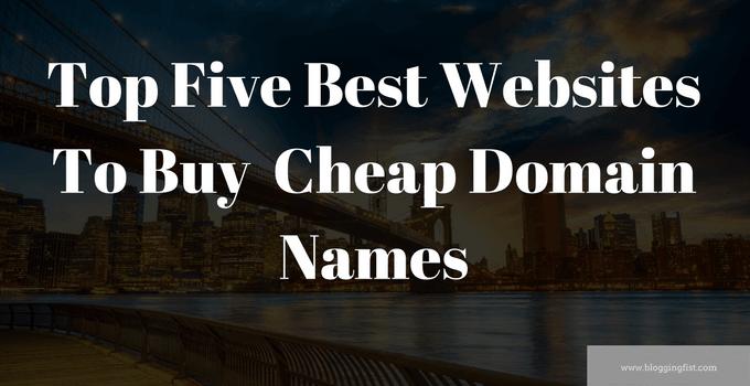 Cheap Domain Name registration services
