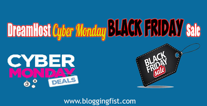 Dreamhost Cyber ck Friday HoMonday Blasting Sale 2016