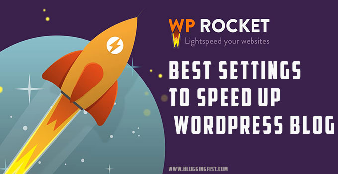 Wp Rocket Best Settings