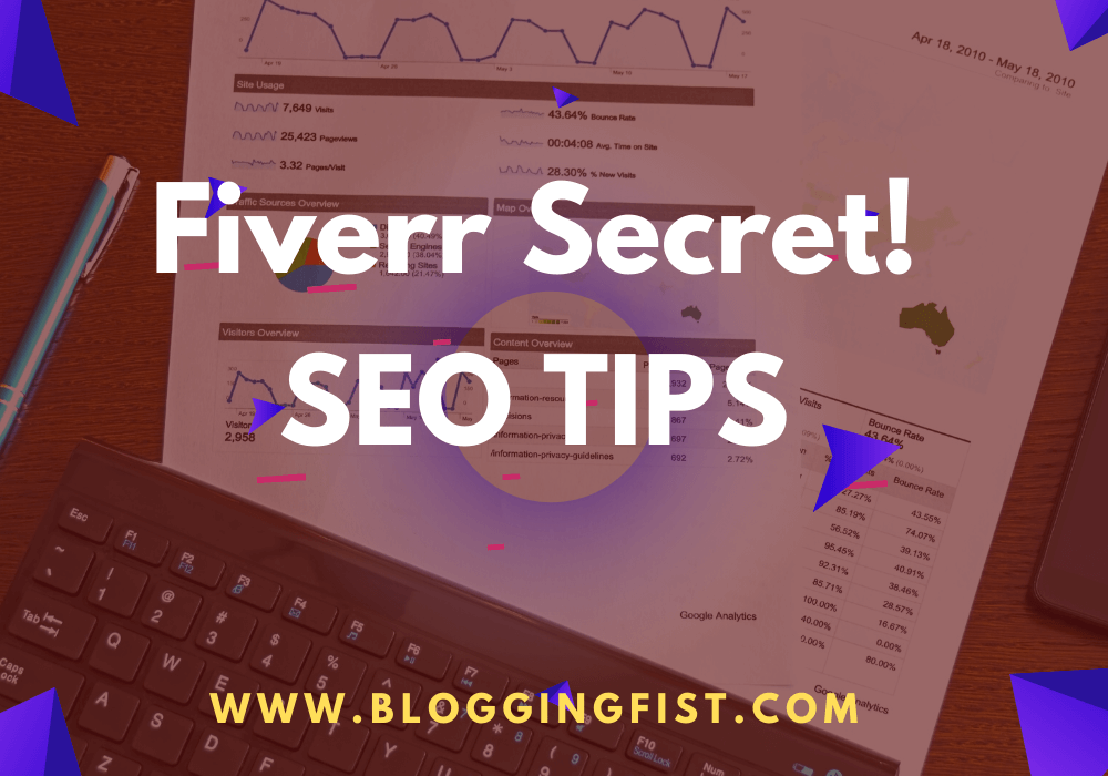 How To Rank Fiverr Gig And Boot Income