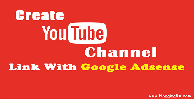 How to Create and Link Adsense Account with YouTube