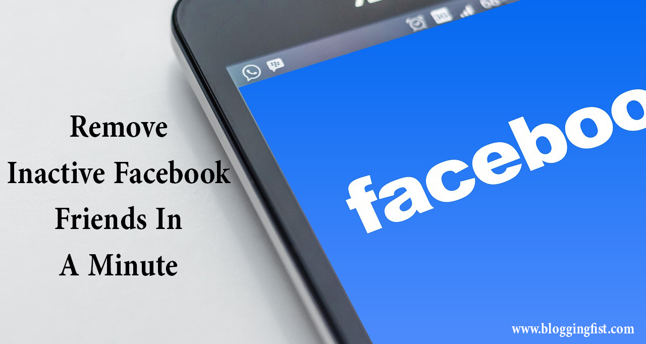 How to Remove Inactive Friends From Facebook with Chrom Extension