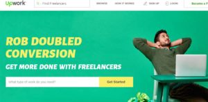 upwork-freelancing-website