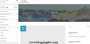 How to Customize WordPress Blog