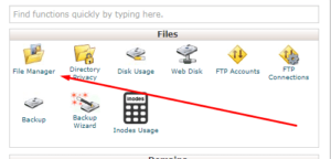 uninstall wordpress form Cpanel