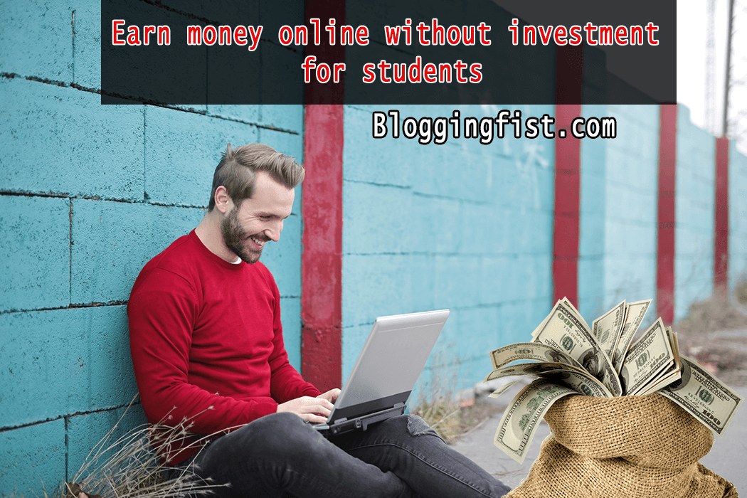 Earn-money-online-without-investment-for-students