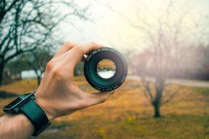 Lens Camra