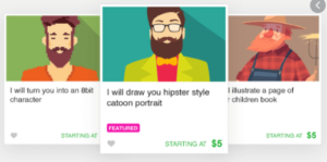Create Multiple Fiverr Gig