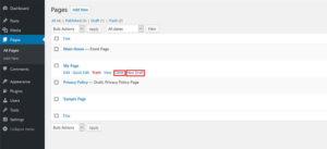 duplicate wordpress page or post with plugin