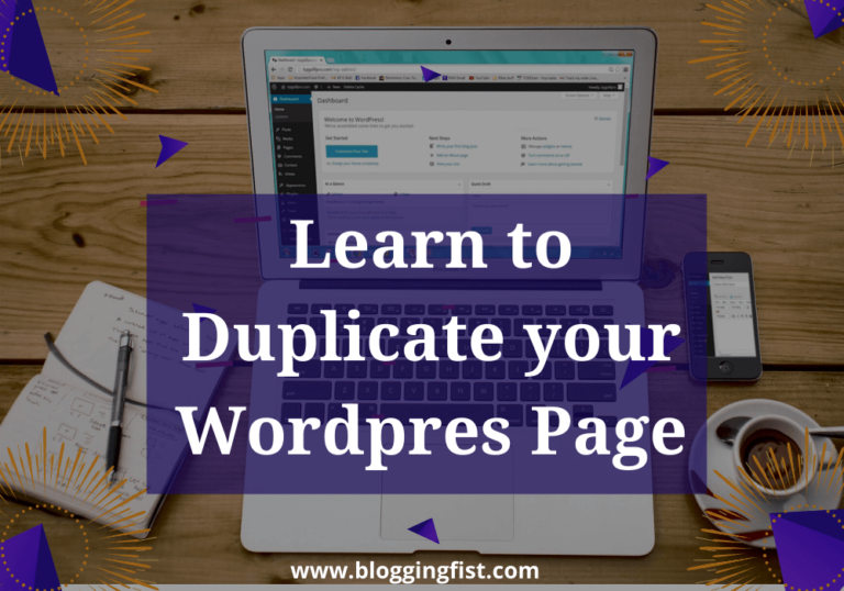 Learn Step by Step How to Duplicate Your WordPress Page or Post