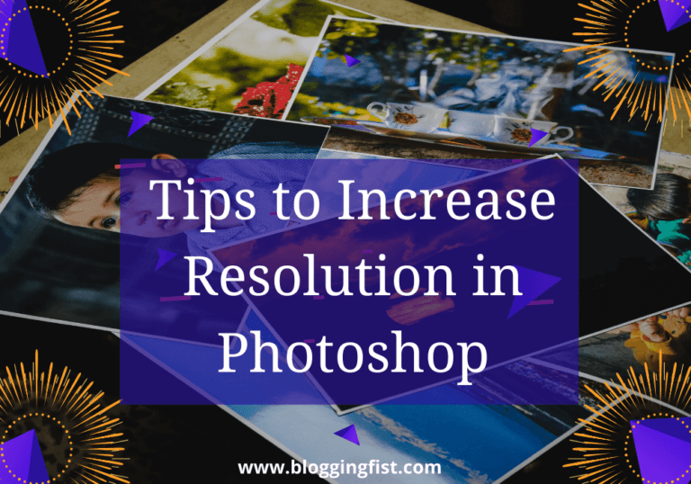 How to Increase Resolution in Photoshop