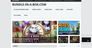 bundle in a box gaming site