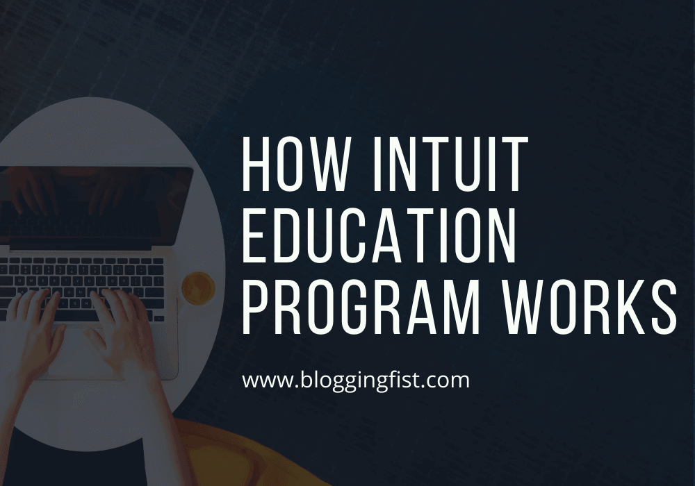 How Intuit Education Program Works
