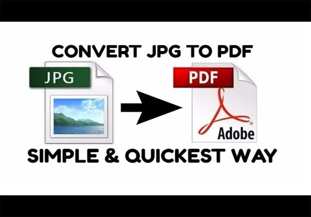 An Easy Free Online Tool For Your JPG to PDF Conversion Needs