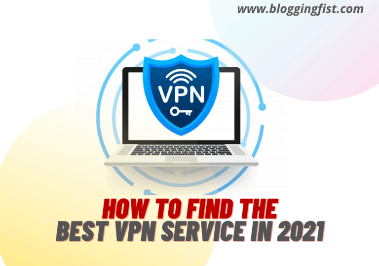 How to Find the Best VPN Service in 2021